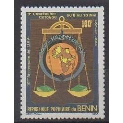 Bénin - 1986 - No 634
