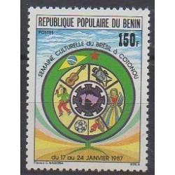 Bénin - 1987 - No 648