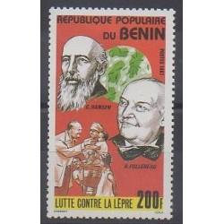 Benin - 1987 - Nb 655 - Health