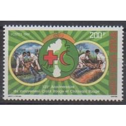 Bénin - 1988 - No 658 - Santé ou Croix-Rouge
