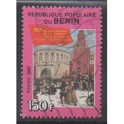 Benin - 1987 - Nb 655B - Various Historics Themes - Used
