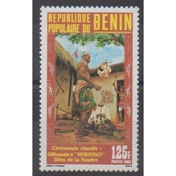 Benin - 1988 - Nb 668A - Religion