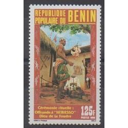 Bénin - 1988 - No 668A - Religion