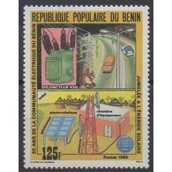 Bénin - 1989 - No 675 - Sciences et Techniques