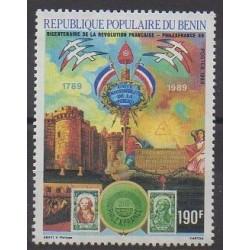 Benin - 1989 - Nb 674 - French Revolution