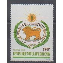 Bénin - 1989 - No 678 - Royauté - Principauté