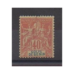 Benin - 1893 - Nb 28