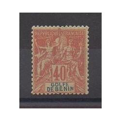 Bénin - 1893 - No 28