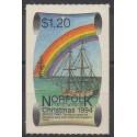 Norfolk stamps