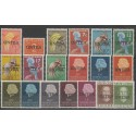 Netherlands New Guinea stamps