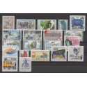 Stamps of West Germany (FRG - Berlin) - Complete year