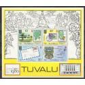 Tuvalu stamps