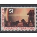 Australian Antarctic Territory stamps