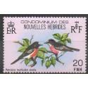 New Hebrides stamps