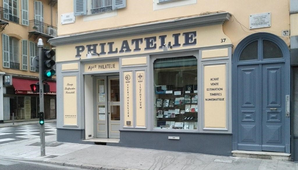 Magasin Azur Philatélie